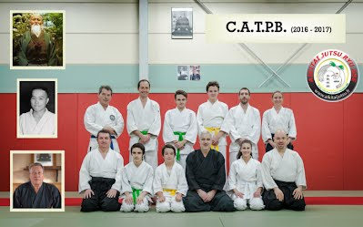 CATPB Saison 2016-2017 : La Photo Oficielle