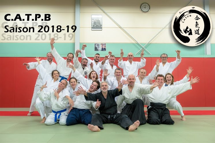 CATPB - Photo officielle, Saison 2018/19